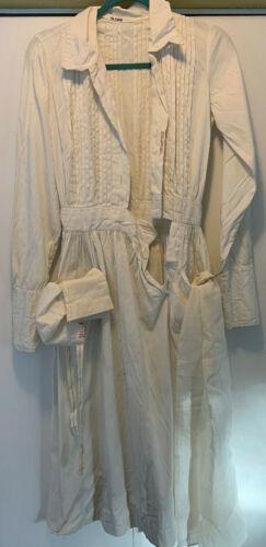 Antique Nurse Uniform Early 1900s Dress & Accessor