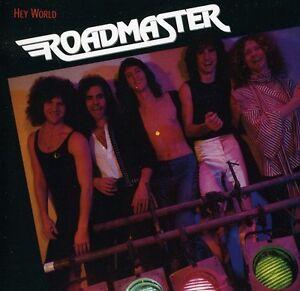 Roadmaster-Hey-World-New-CD-Rmst