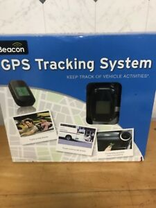 Details about Beacon GPS Tracking System H2000 Keep Track of Vehicle  Activities