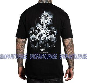 Sullen Dead Mens Hand SCM2406 New Graphic Tattoo Fashion Artist T-shirt For Men