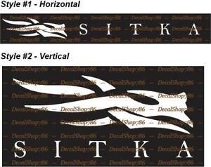 Outdoor Sports Bermuda Boats Vinyl Die-Cut Peel N/' Stick Decals /& Stickers