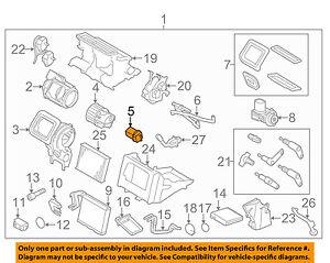Details about VOLVO OEM 10-17 XC60 Blower Motor-Resistor 30767040