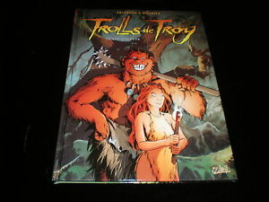 Arleston-Mourier-Trolls-of-Troy-4-The-Feu-Occult-Tbe-2000