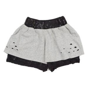 IRON FIST Acapolka Scallop Shorts