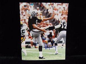 Ray-Guy-Oakland-Raiders-autographed-8x10-photo-photo-3