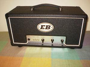EB-PubRocker-15-watt-all-Tube-Valve-hand-made-guitar-amp-head-EL84-output-Valves