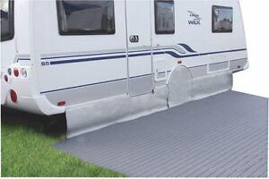 sp cial tablier bas caravane avec abgesenktem marche pied fendt wilk tabbert ebay. Black Bedroom Furniture Sets. Home Design Ideas