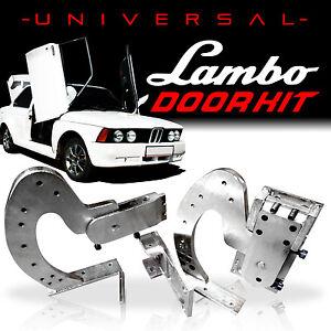 Closeout 90 Degree Universal Lambo Door Hinge Kit Door