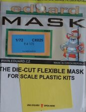 Eduard 1/72 CX025 Canopy Mask for the Hasegawa F-4 Phantom II Kits