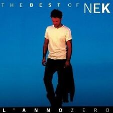 Nek l 'anno zero-The Best of (2003)