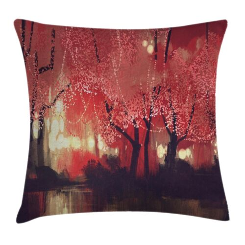 Lively Colorful Throw Pillow Cases Cushion Covers Home Decor 8 Sizes