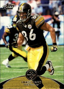2011-Topps-Prime-NFL-Football-149-Hines-Ward-Pittsburgh-Steelers