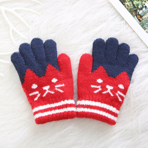 Baby winter warm thick gloves for toddlers girls and boys