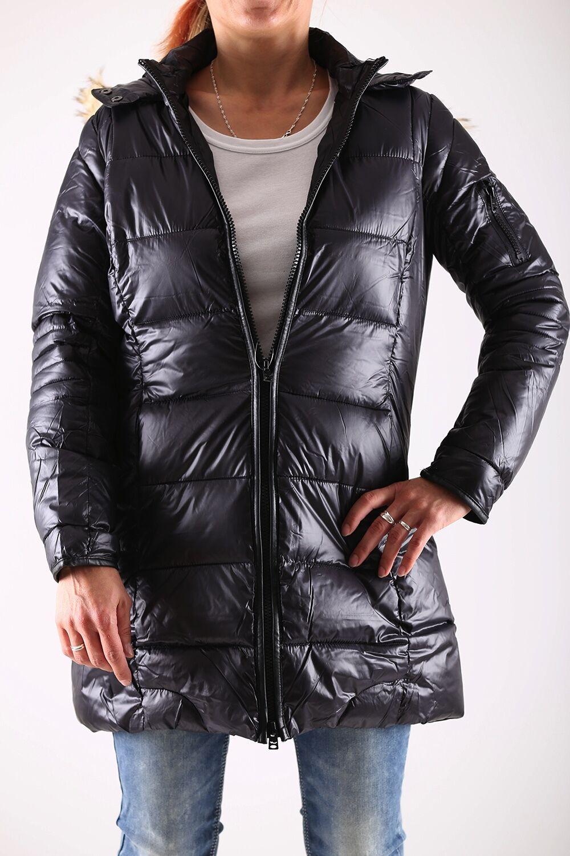 Ltb Damen Winter Jacke Mantel Bezina Coat schwarz  in  Grösse L Neuware