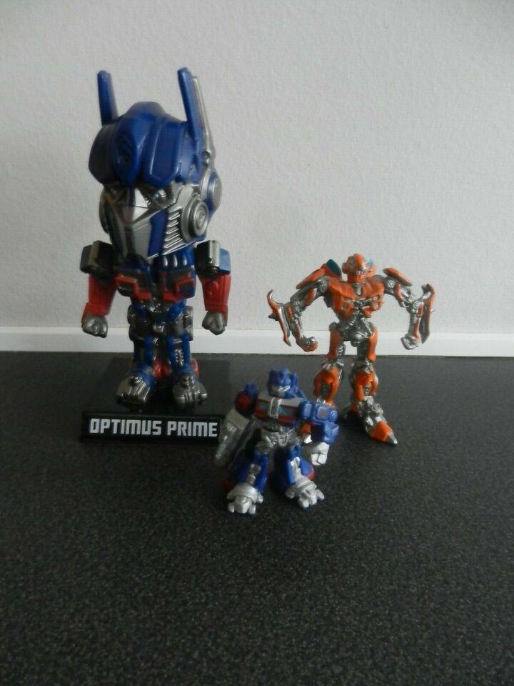 Figurer, Transformers