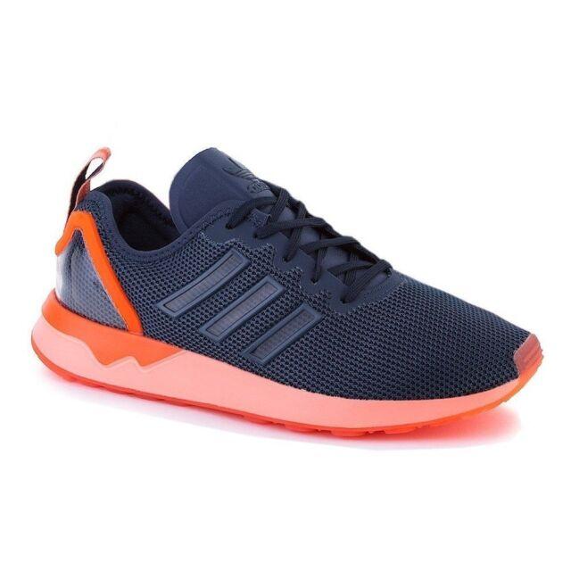 8e6e234735ea2 adidas ZX Flux ADV Size 4.5 Blue S79013 for sale online