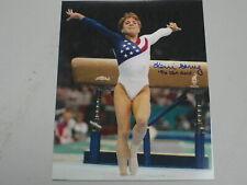 KERRI STRUG Signed USA 1996 Gold Olympic Gymnastics Atlanta Autograph Vault B