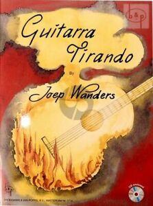 Guitarra-Tirando-mit-CD-39-Kompositionen-fuer-Gitarre-solo-1-Plektrum