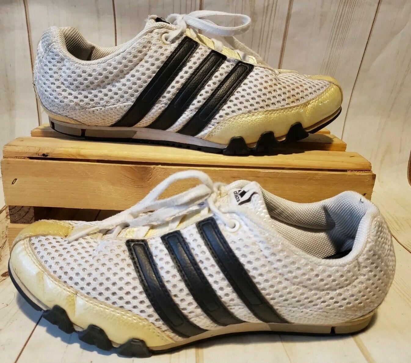 Adidas yya 606001 track   scarpe da corsa - maglie bianco   argentoo donne misura 6,5 | Di Alta Qualità  | Uomo/Donna Scarpa