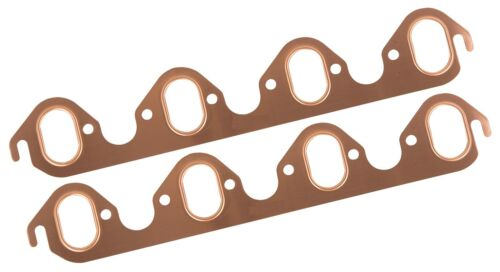 MAXX 165 Copper Exhaust Manifold Header Gaskets 68-88 Ford 7.0L 429 7.5L 460 V8