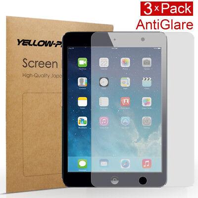 "Bulle-Free Anti-Glare Matte Screen Protectors for New iPad 6th Gen 9.7/"" 2018"