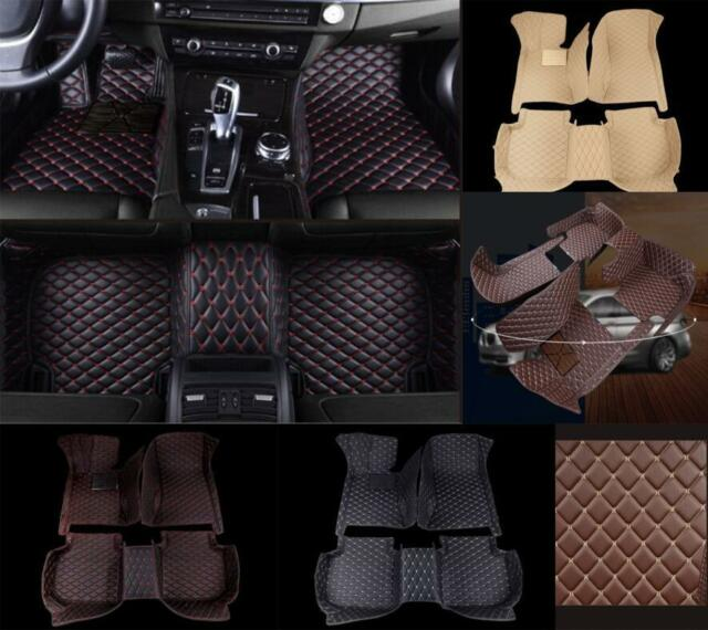 For Acura TL TLX RL ZDX RDX MDX Car Floor Mats Luxury