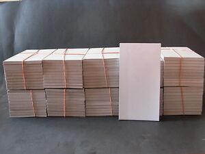 100+5 Stück  Kellnerblock,Kellnerblöcke,Notizblock  7 x14 cm, stabile Ausführung