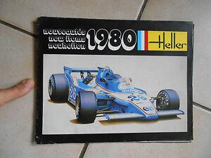 Collection Avion Camion Catalogue Jouet Miniature 1980 Sur Détails Ancien Voiture Heller kPZOXiTu