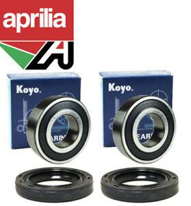 Aprilia SL1000 Falco 2000-2003 Front Wheel Bearing and Seals Kit