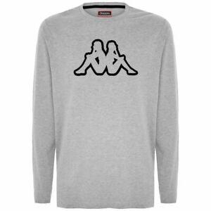 Kappa-T-Shirts-amp-Top-Uomo-LOGO-ZABIAR-Allenamento-T-Shirt