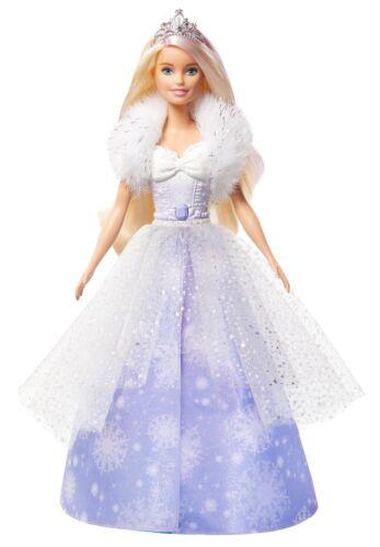 Anni GKH26 Barbie Dreamtopia Bambola Principessa Magia d/'inverno Giocattolo 3
