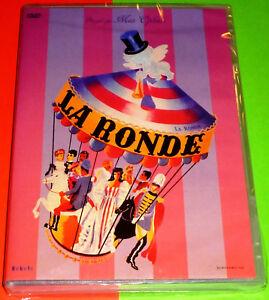 LA-RONDA-LA-RONDE-Max-Ophuls-Francais-Espanol-DVD-R2-Precintada