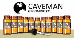 Health & Beauty Caveman® Beard Oil 11 Pack Kit A Complete Range Of Specifications Health & Beauty