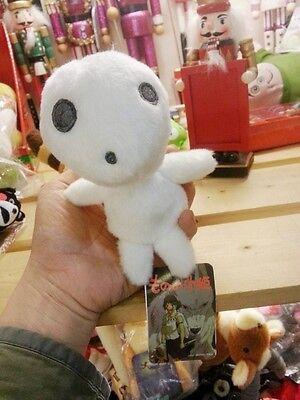 ORIGINAL Ghibli Prinzessin Mononoke Plüsch Figur Treespirit Baumgeist Kodama