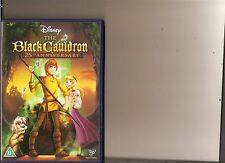 DISNEYS THE BLACK CAULDRON 25 TH ANNIVERSARY DVD DISNEY KIDS CLASSIC NO . 25