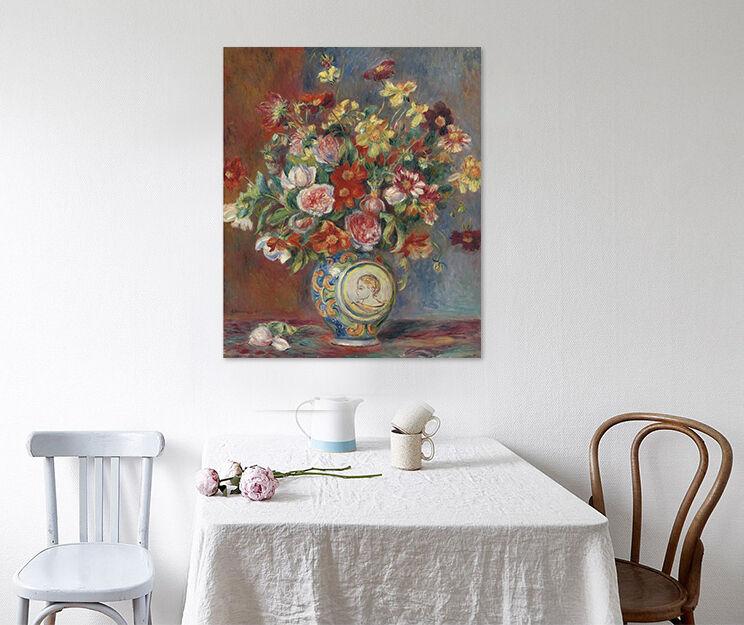 3D Sehr Niedlich Vase Blumen 77 Fototapeten Wandbild BildTapete AJSTORE DE Lemon