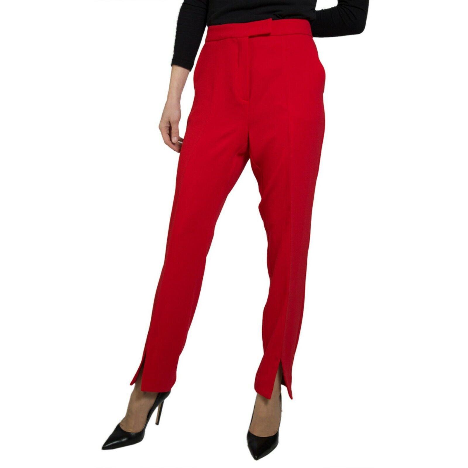 Marella Amarena Pantalone damen Col Rosso tg varie   NUOVA COLLEZIONE S S 19