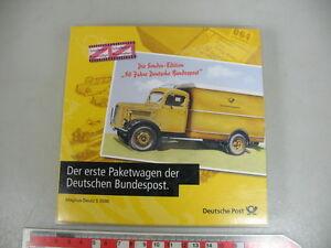 Aa568-0-5-Brekina-h0-carro-pacchetto-Deutsche-Bundespost-MAGIRUS-S-3500-Neuw-OVP