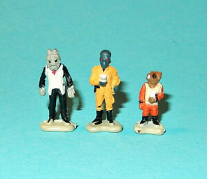 STAR-WARS-Micro-Machines-CANTINA-ALIENS-C-3PO-Cantina-playset-figures-lot-P