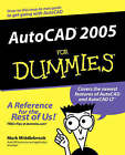AutoCAD 2005  For Dummies by Mark Middlebrook (Paperback, 2004)