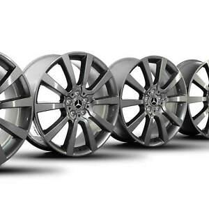 Mercedes-20-Zoll-Felgen-ML-GL-X164-W164-A1644017502-Alufelgen-8-5-x-20-ET-56-NEU