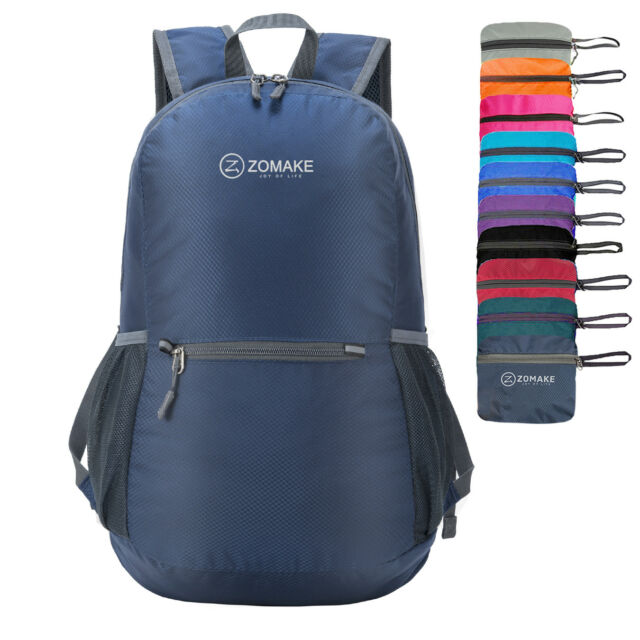 Ultra Lightweight Packable Backpack Water Resistant Hiking Daypack Small 61821af8e122d