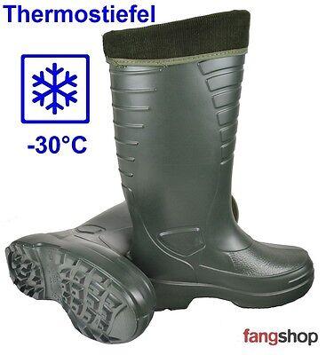 Lemigo Grenlander Thermostiefel Gummistiefel Gefüttert Angel Winterstiefel 39-50