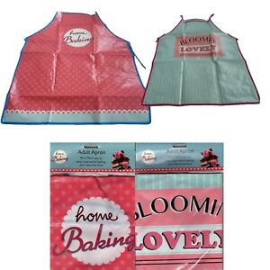 Adult-Apron-Chef-Aprons-Waterproof-Painting-Crafts-Cooking-Baking