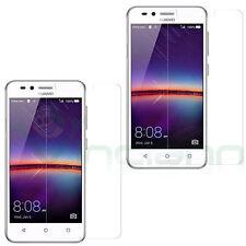 2x Pellicola display trasparente per Huawei Y3 Pro (Y3 II 2) protezione schermo
