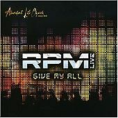 1 of 1 - RPM Live - Give  My All (Abundant Life Church) (CD+DVD 2008)