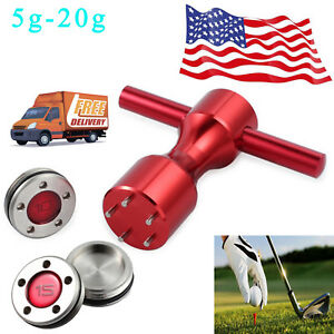 2X-5-20g-Golf-Custom-Weights-Red-Wrench-For-GoLo-Titleist-Scotty-Cameron-Putter