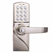 Digital Electronic Keypad Home Security Indoor Entry Door Code Lock Right Handle