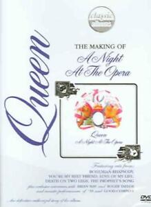 QUEEN-CLASSIC-ALBUMS-MAKING-OF-A-NIGHT-AT-THE-OPERA-USED-VERY-GOOD-DVD