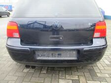 Stoßstange hinten VW Golf 4 atlantikblau LC5H Stoßfänger dunkelblau